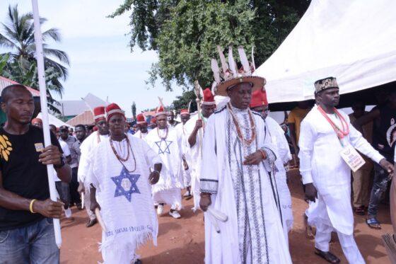 2021 Alo Mmuo Festival (New Yam)